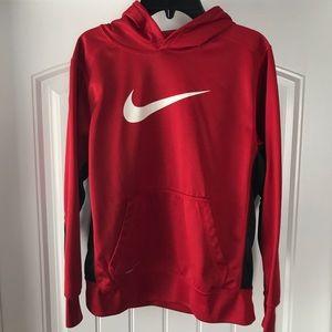 Boy's Nike Thermafit Hoodie Sz L